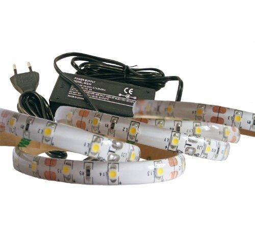 LED Universum - Strisce a LED da 2 m, IP65, alimentatore di rete incluso - Strisce LED ...