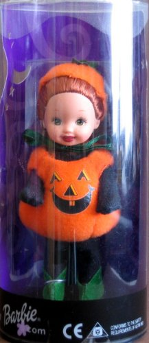 Barbie Kelly Halloween Party Chelsie As A Pumpkin Target Special Edition (2001)
