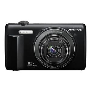 Olympus VR-350 Digital Compact camera 16MP 10x Super optical zoom lens