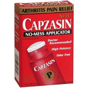 CAPZASIN NO MESS APPLICATOR 1 OZ