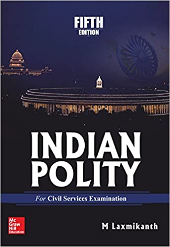 Indian Polity Book Cover