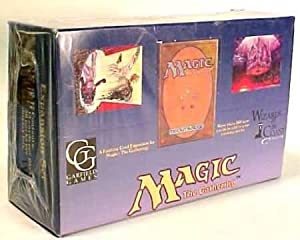 Magic: the Gathering Legends Expansion Set Display Box