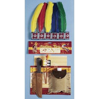Indian Hunter Costume Accessory Kit