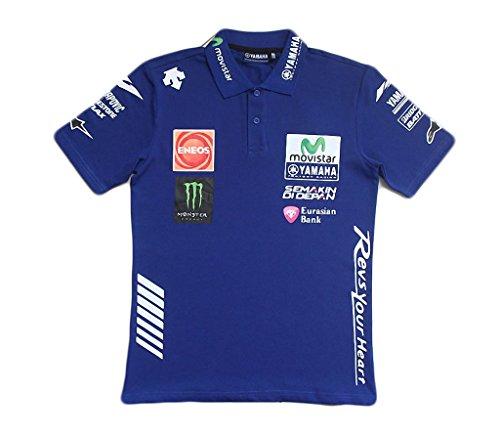 MotoGP Mens T Shirts Yamaha S-XL Shirts For Men (Gal Symphonies compare prices)