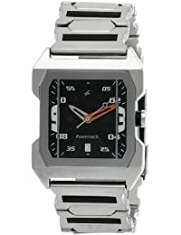 fastrack watches buy fastrack watches for men women online at fastrack party analog black dial men s watch