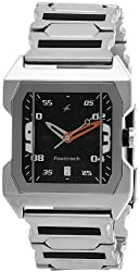 Fastrack Party Analog Black Dial Mens Watch - NE1474SM02