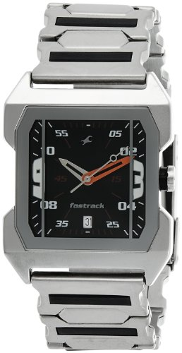 Fastrack-Party-Analog-Black-Dial-Mens-Watch-NE1474SM02