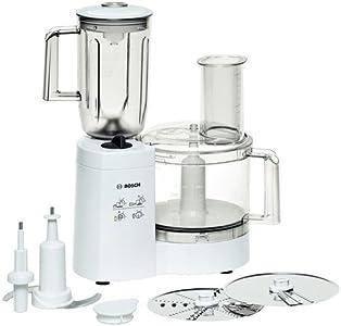 Bosch mcm2150 robot da cucina compatto 450 w - Robot da cucina compatto ...