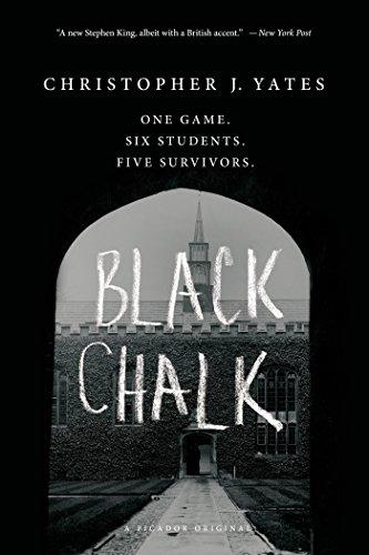 Christopher J. Yates - Black Chalk