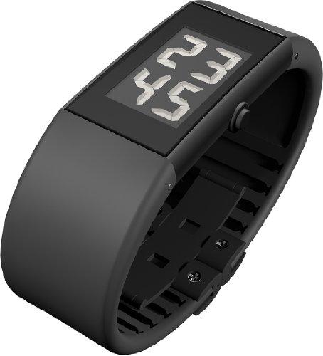 Rosendahl Watch II 43127 - Reloj de mujer de cuarzo, correa de goma color negro