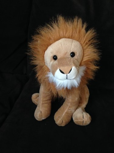 """The Spirit of Christmas"" by Nancy Tillman 10"" Plush Lion - 1"