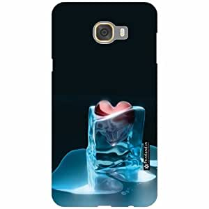 Printland Designer Back Cover for Samsung galaxy C7 Case Cover
