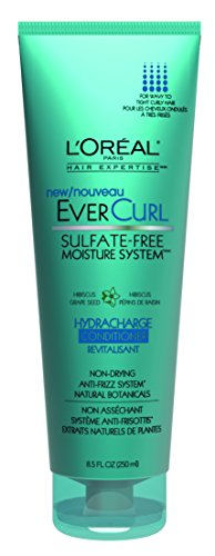 L'Oreal Paris EverCurl Hydracharge Conditioner, 8.5 Fluid Ounce