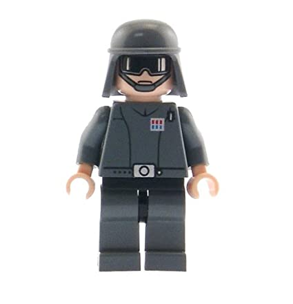Lego - Mini-Figurine Star Wars - General Veers