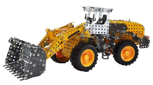 tronico-metal-construction-kit-liebherr-wheeled-loader