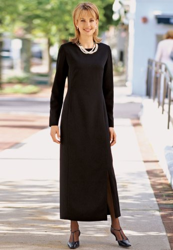 Buy Crepe Sheath Long