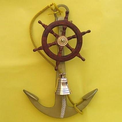 Ship Wheels | Nautical Decorations