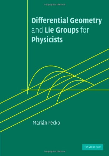 Differential geometry and lie groups for physicists