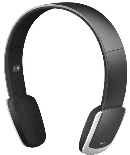 Jabra HALO2 Bluetooth Stereo Headset - Retail Packaging - Black