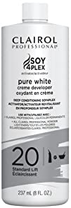 Clairol Professional Soy4plex Pure White Creme Hair Color