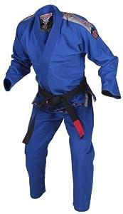 Blue Gameness Air Kimono (Gi) - 2014 Model by Gameness