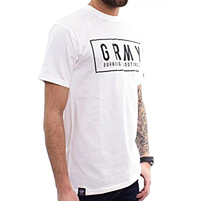 Grimey T-Shirt Beheading GRMY Tee White