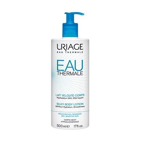 URIAGE EAU THERMALE LATTE IDRATANTE 24H 500ML