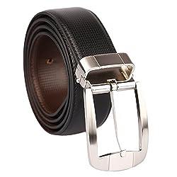 B&W Men's Belt- Reversible (42)