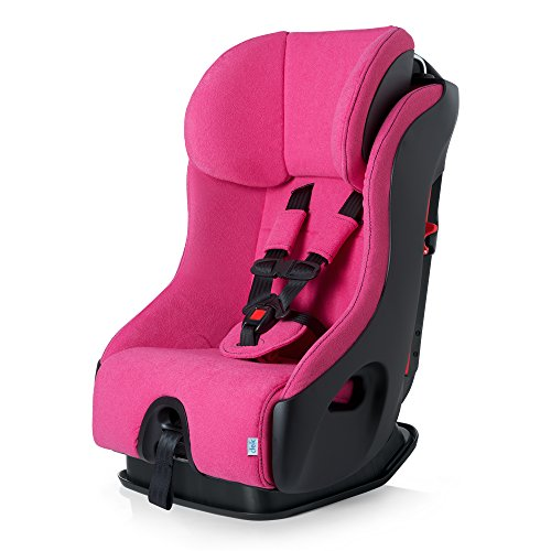 Clek Fllo 2015 Convertible Child Seat, Flamingo front-16885