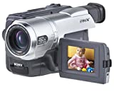 Photography - Sony CCDTRV108 Hi8 Camcorder with 2.5 LCD
