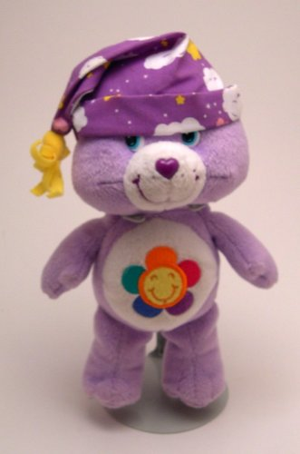 "7"" Slumber Party Care Bear Harmony Bear - 1"
