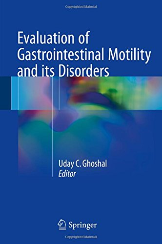 Evaluation of Gastrointestinal Motility and its Disorders