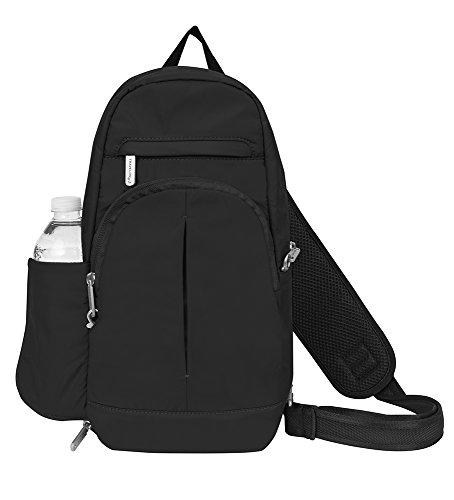 travelon-anti-theft-classic-lite-sling-black-one-size