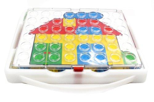 Quercetti 4190 Fanta color junior - Mosaico de fichas