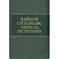 Taber's Cyclopedic Medical Dictionary: Edition 11