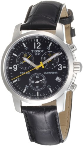 Tissot Gents Watch PRC 200 Chronograph Quartz T17152652