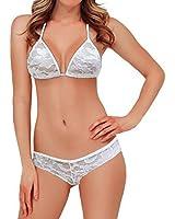 Demarkt® Sexy Femme Lingerie de Léopard 2 Pièces Bikini