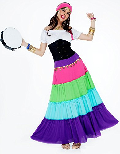 Renaissance Gypsy Plus Size Adult Costume