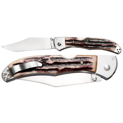 Cold Steel Lone Star Hunter Thumb Stud Version Knife front-577121
