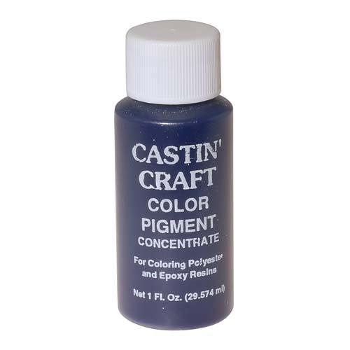 CASTIN CRAFT Casting Epoxy Resin Opaque Blue Pigment Dye 1 Oz (Epoxy Resin Craft compare prices)