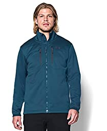 Under Armour Outerwear Men\'s CGI Softershell Jacket, X-Large, Legion Blue