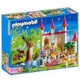 PLAYMOBIL-A1302719-Jeux-de-construction-Pavillons-des-fes-et-des-licornes