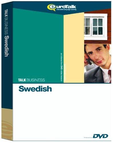 Talk Business Swedish DVD (Mac/PC)