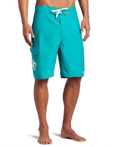 DC+Men%27s+Voltage+2+Boardshort%2C+Viridian+Green%2C+38