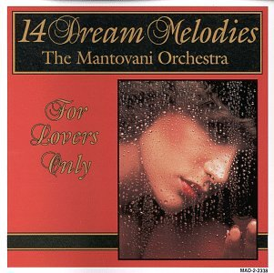 Mantovani - 14 Dream Melodies - Zortam Music