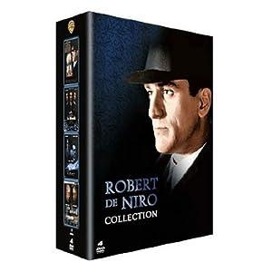 Coffret Robert de Niro : Heat, Les affranchis, Il était une fois en Amérique, La loi et l'ordre