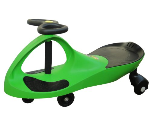 PlasmaCar Ride On  Lime Green