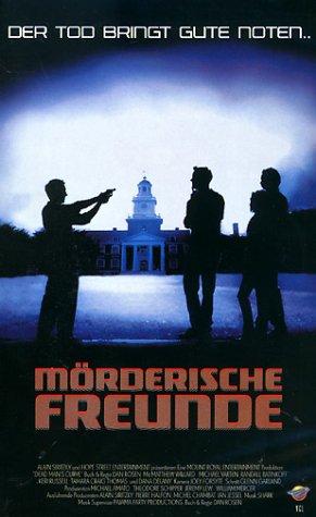Mörderische Freunde [VHS]