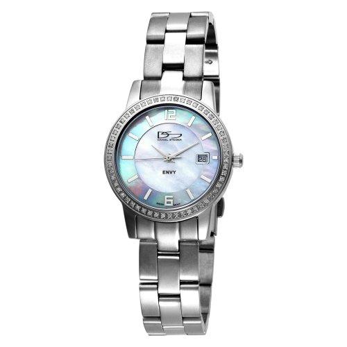 Daniel Steiger Women's 7077-L Envy Swiss Quartz Rose Gold Diamond Watch