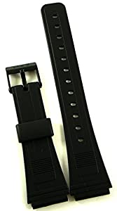 Genuine Casio Replacement Watch Bands for Casio Watch DBA-80-1KF + Other models. de Casio